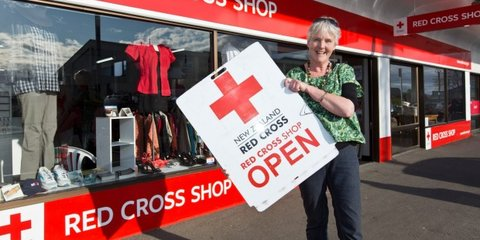 Shop at Red Cross