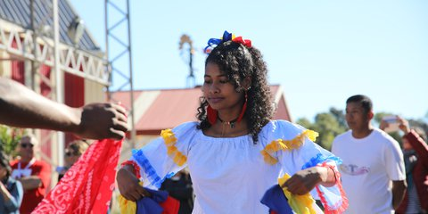 Colombian cultural day