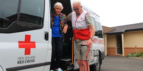 Nelson community transport