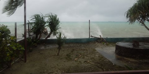 State of emergency in Tuvalu