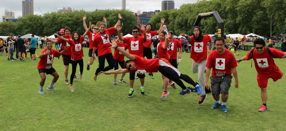 In 2015 the Geothermal team ran across Auckland to raise over $3000 for New Zealand Red Cross