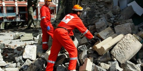 Financing community resilience - Christchurch earthquake volunteers