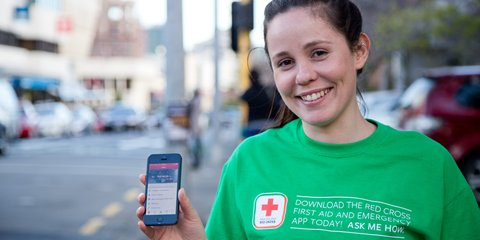 First Aid & Emergency App - User