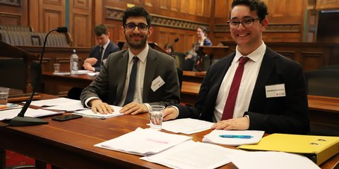 2020 IHL Moot - Taran and Jonathan