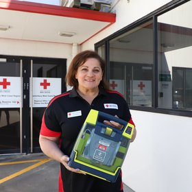 Are you Red Cross Ready?