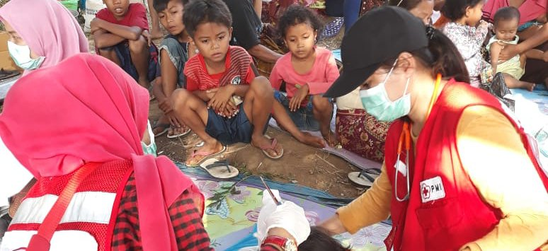Indonesian Earthquake Appeal