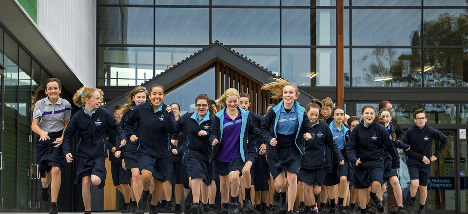 Rolleston college teaming up for Red Cross Journey