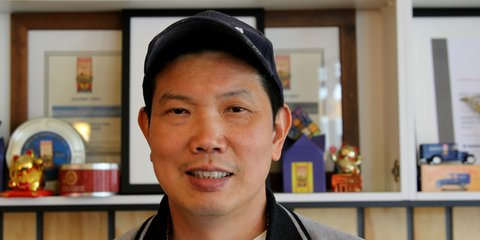 Kiwi Legends: Patrick Lam
