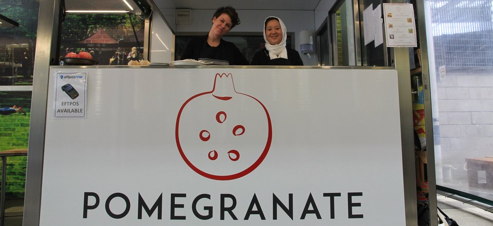Pomegranate Kitchen