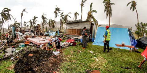 In the face of disaster: families are torn apart