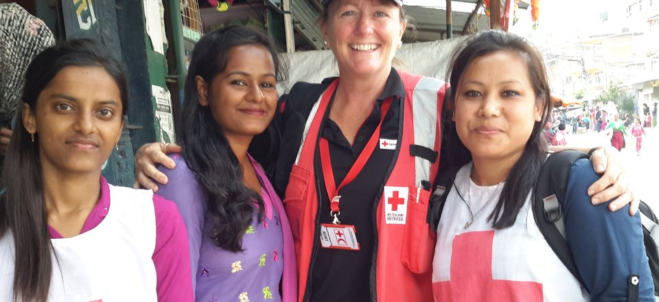 Reaching those in need in Nepal