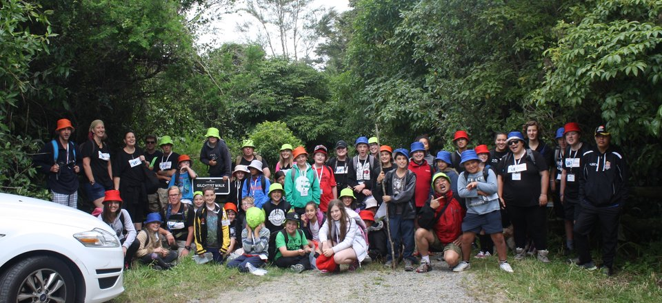 Students take part in Red Cross' Rise Up camp in Manawatu