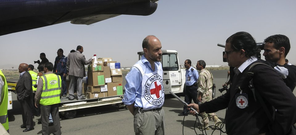 Journalist, ICRC