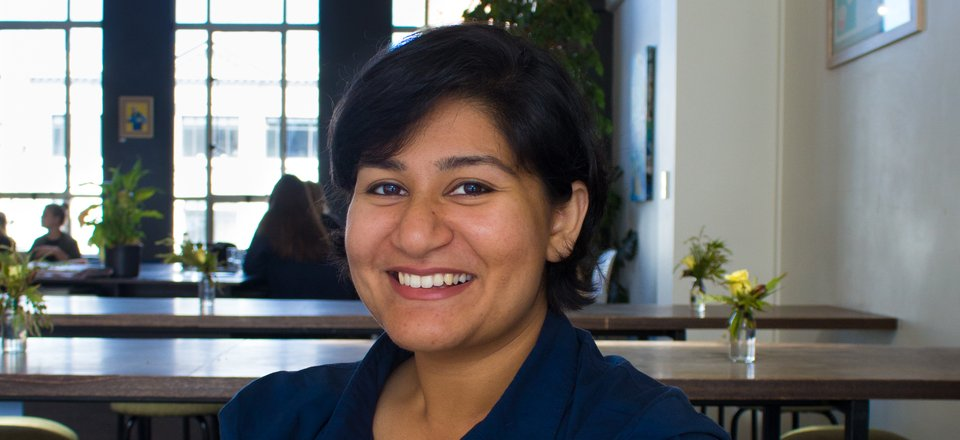 Zina Iqbal - Dunedin volunteer